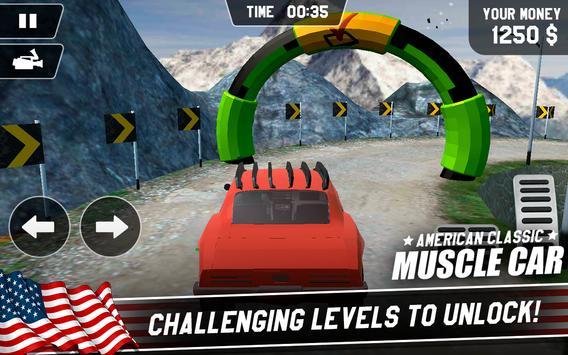 American Classic Muscle Car 截图 2