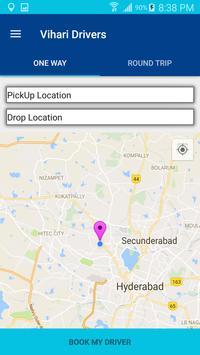 Vihari Drivers screenshot 2