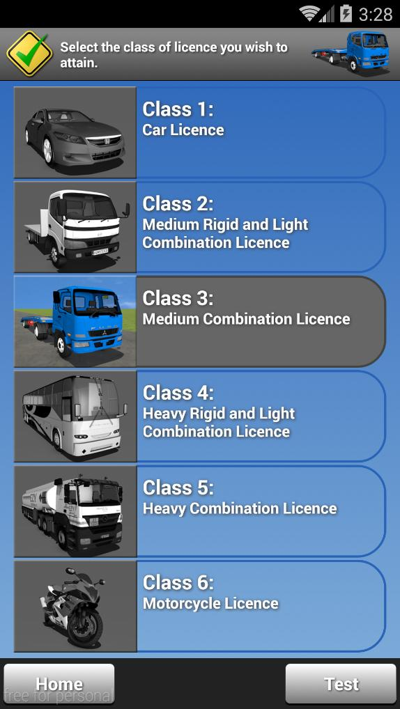 NZ Driving Theory Test for Android - APK Download