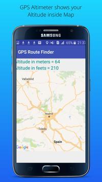 GPS Driving Route screenshot 6