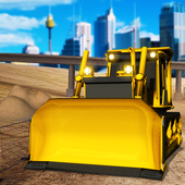 Construction Driving Madness icon