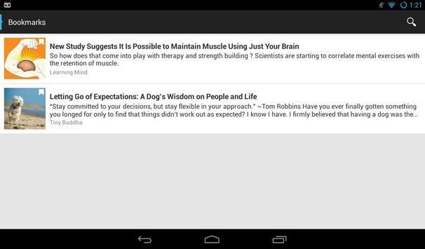 Personal Growth - Reader apk screenshot