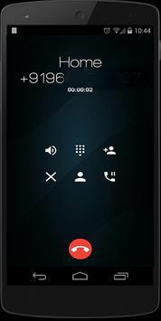 Caller Screen apk screenshot