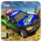 Hilux Pickup Offroad Driving Zone icon