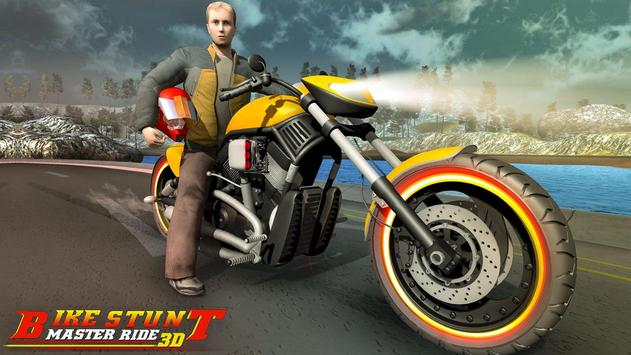 Impossible Bike Stunt Master Ride poster