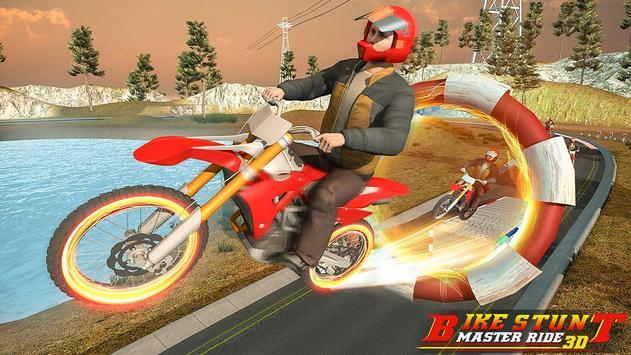 Impossible Bike Stunt Master Ride screenshot 1
