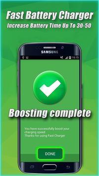Super Fast Charging Master - MAX Fast Charger screenshot 2