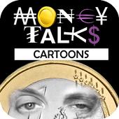Money Talks Cartoons icon