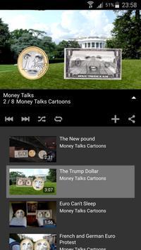 Money Talks Cartoons apk screenshot