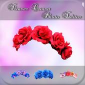 Flower Crown Photo Editor icon