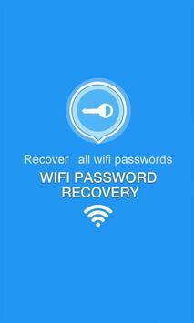 Wi-Fi Password Recovery постер