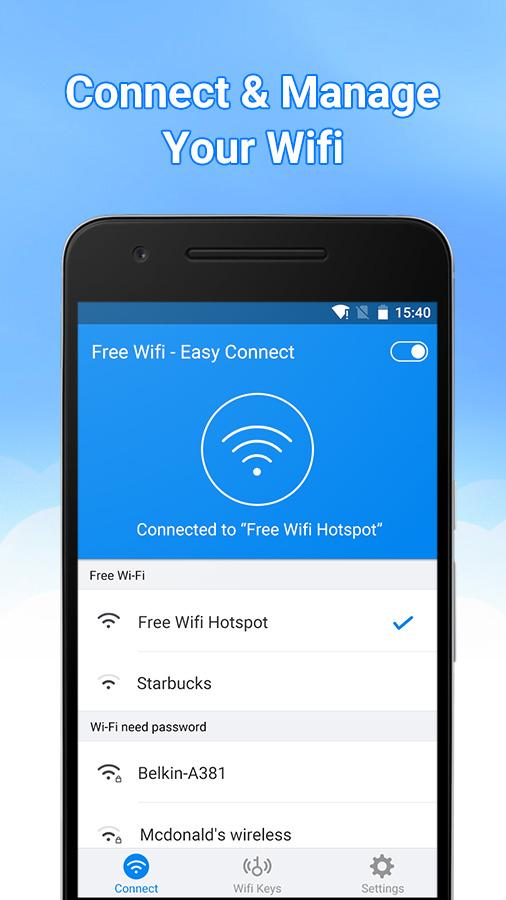Free Wifi Password - Connect for Android - APK Download