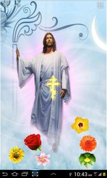 Jesus Love Live Wallpaper Free screenshot 4