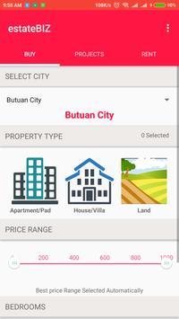 estateBIZ screenshot 1