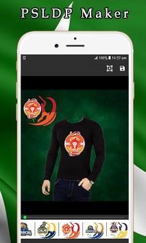 PSL T20 Suit Editor - PSL Shirts & PSL Caps 2019 poster