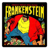 Frankenstein Comic Book #2 icon