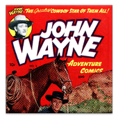 John Wayne Comic Book #2 icon