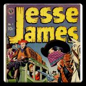 Jesse James Comic Book #1 icon