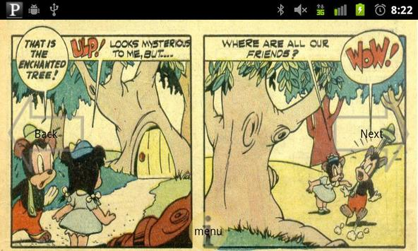 Super Cat Comic Book #1 apk screenshot