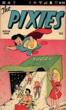 The Pixies! Comic Book #1 poster