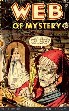 Web of Mystery #6 Comic Book poster