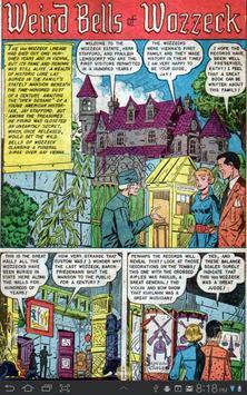 Web of Mystery #10 Comic Book apk screenshot