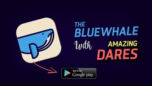 Dare Blue Whale Game poster