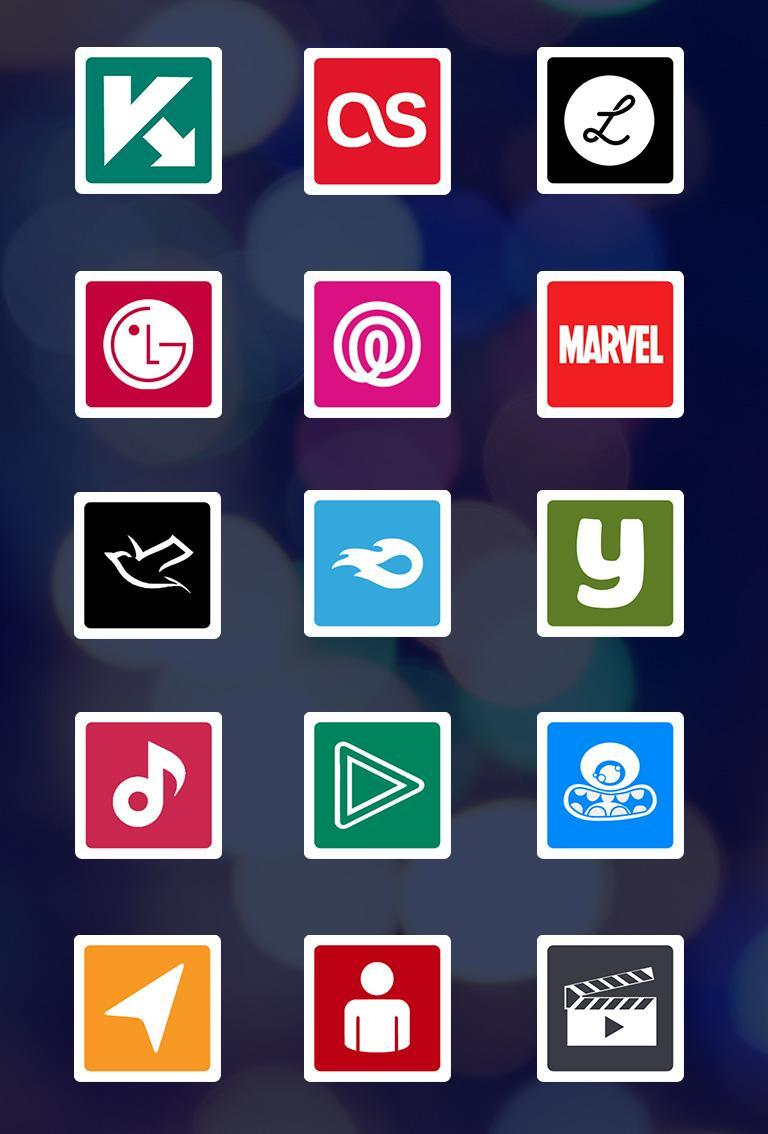 Icons Pack GO/Apex/Nova/ADW for Android - APK Download