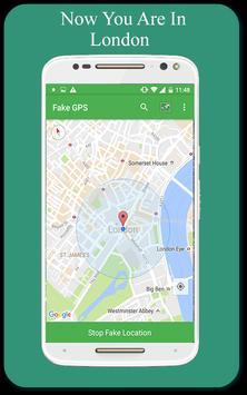 Fake GPS Location ( Spoofer ) apk screenshot