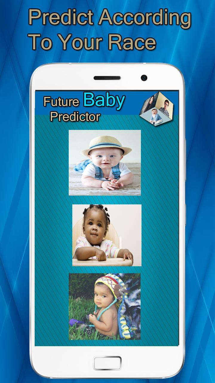 Predict my future baby