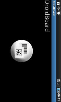 Droid Board scanner screenshot 1