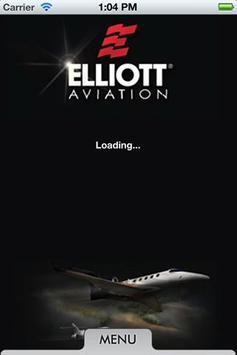 Elliott Aviation poster