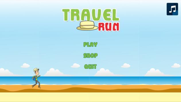 Travel Run poster