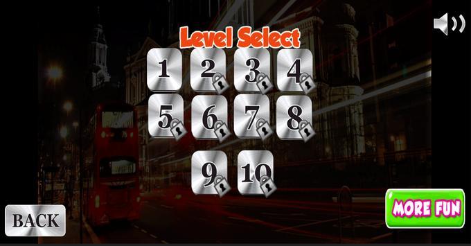 Bus Parking 3D screenshot 1