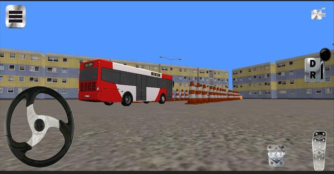 Bus Parking 3D screenshot 2