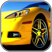 Sports Car Parking 3D icon
