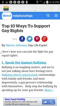 LGBTQ Tips, Trick & Guide 2017 screenshot 1