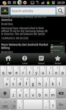 Droid-Den.com Free apk screenshot