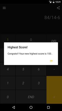Brain'O Calculator apk screenshot