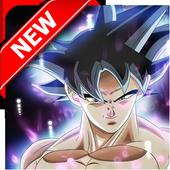 Wallpaper Goku Ultra Instinct icon