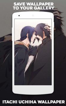 Itachi Uchiha Wallpaper screenshot 7