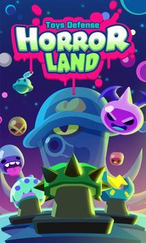ToysDefense: HorrorLand poster