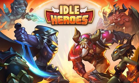放置奇兵(Idle Heroes) 海報