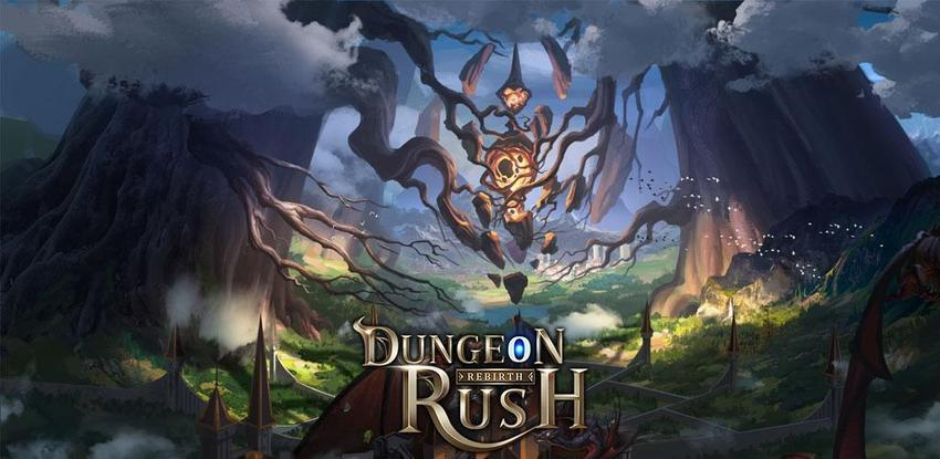 APK Dungeon Rush: Rebirth