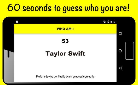 Who Am I screenshot 2