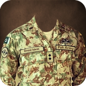 Pakistan Army Suit Editor latest icon