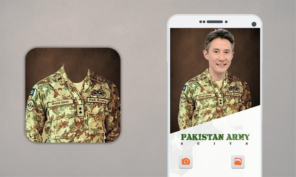Pakistan Army Suit Editor latest apk screenshot