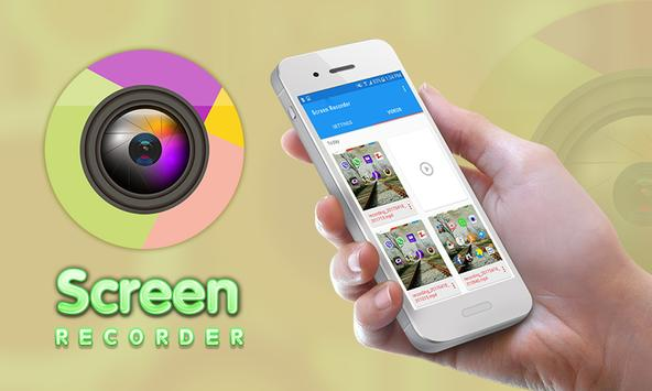 SCREEN RECORDER APP FOR FREE screenshot 1