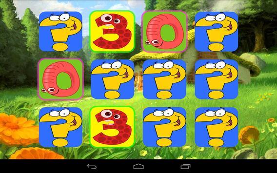 Memória para Crianças screenshot 2