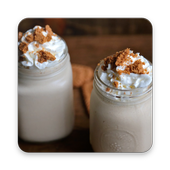 Milkshake Recipes Home Made icon
